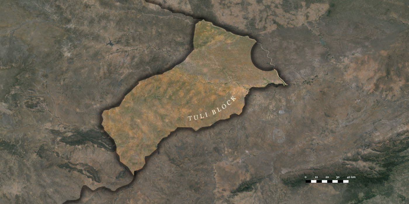 Image of Africa map