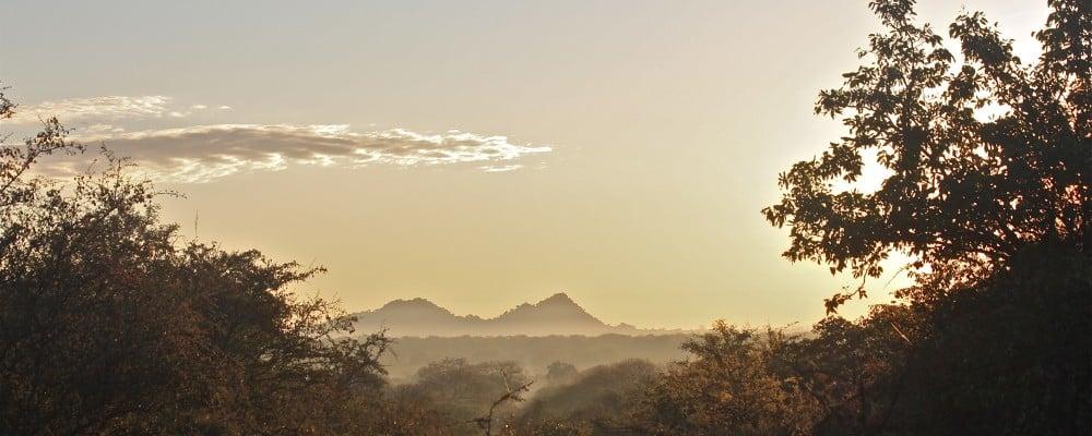 Lipadi Hill Botswana Tuli Block